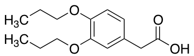 2-(3,4-Dipropoxyphenyl)acetic Acid