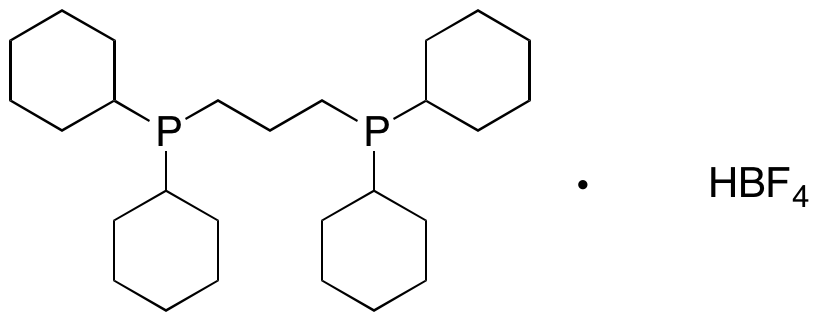 1,3-Bis(dicyclohexylphosphino)propane Bis(tetrafluoroborate)