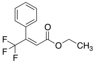 Ethyl 4,4,4-Trifluoro-3-phenylbut-2-enoate