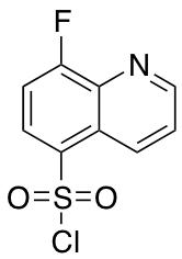8-Fluoroquinoline-5-sulfonyl Chloride