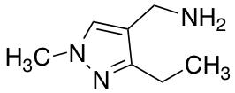 (3-Ethyl-1-methyl-1H-pyrazol-4-yl)methanamine