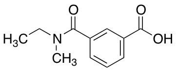 3-[Ethyl(methyl)carbamoyl]benzoic Acid