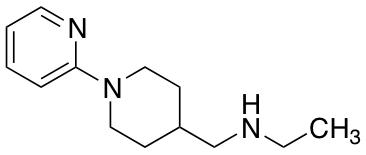 ethyl({[1-(pyridin-2-yl)piperidin-4-yl]methyl})amine