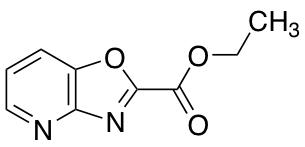 ethyl [1,3]oxazolo[4,5-b]pyridine-2-carboxylate