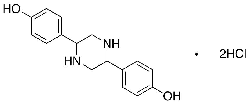 2,5-Bis(4-hydroxyphenyl)piperazine Dihydrochloride