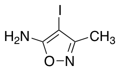 4-iodo-3-methyl-1,2-oxazol-5-amine