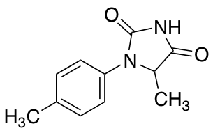 5-Methyl-1-(4-methylphenyl)imidazolidine-2,4-dione