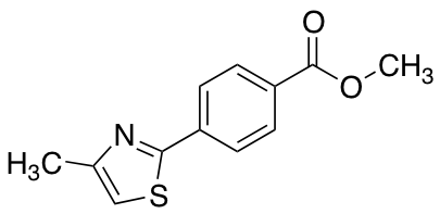 Methyl 4-(4-Methyl-1,3-thiazol-2-yl)benzoate