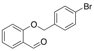 2-[(4-Bromobenzyl)oxy]benzaldehyde