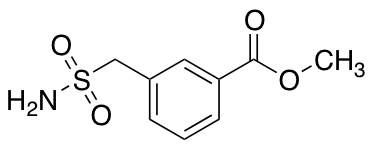 Methyl 3-(Sulfamoylmethyl)benzoate