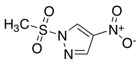 1-(Methylsulfonyl)-4-nitro-1H-pyrazole