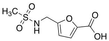 5-(methanesulfonamidomethyl)furan-2-carboxylic acid