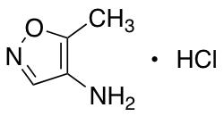 5-Methyl-1,2-oxazol-4-amine Hydrochloride