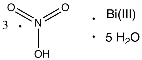 Bismuth Nitrate Pentahydrate