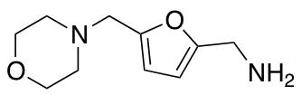 [5-(morpholin-4-ylmethyl)furan-2-yl]methanamine