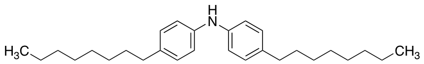 Bis(4-octylphenyl)amine