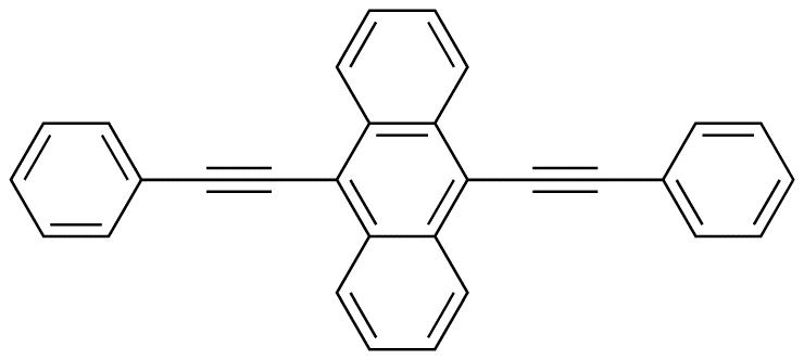9,10-Bis(phenylethynyl)anthracene