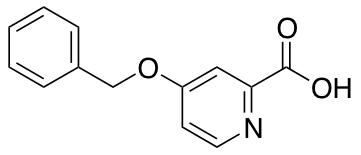 4-(Benzyloxy)pyridine-2-carboxylic Acid