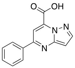 5-Phenylpyrazolo[1,5-a]pyrimidine-7-carboxylic Acid