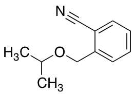 2-[(Propan-2-yloxy)methyl]benzonitrile