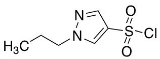 1-Propyl-1H-pyrazole-4-sulfonyl Chloride