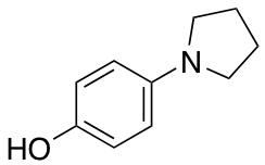 4-(Pyrrolidin-1-yl)phenol