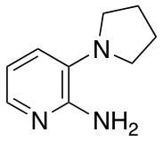 3-(Pyrrolidin-1-yl)pyridin-2-amine