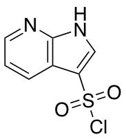 1H-Pyrrolo[2,3-b]pyridine-3-sulfonyl Chloride