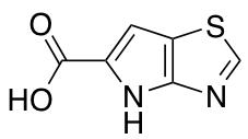 4H-Pyrrolo[2,3-d]thiazole-5-carboxylic Acid