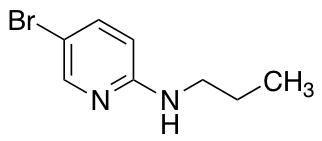 5-Bromo-2-propylaminopyridine