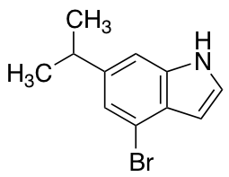 4-Bromo-6-isopropyl-1H-indole