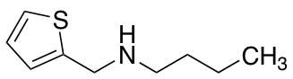 N-(Thiophen-2-ylmethyl)butan-1-amine