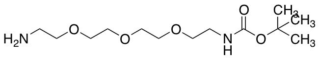 N-Boc-1,11-diamino-3,6,9-trioxaundecane