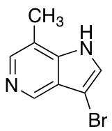 3-Bromo-7-methyl-5-azaindole
