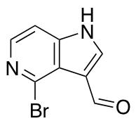 4-Bromo-5-azaindole-3-carboaldehyde