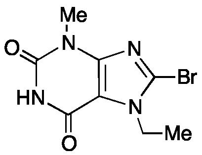 8-Bromo-7-ethyl-3,7-dihydro-3-methyl-1H-purine-2,6-dione