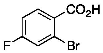 2-Bromofluorobenzoic Acid