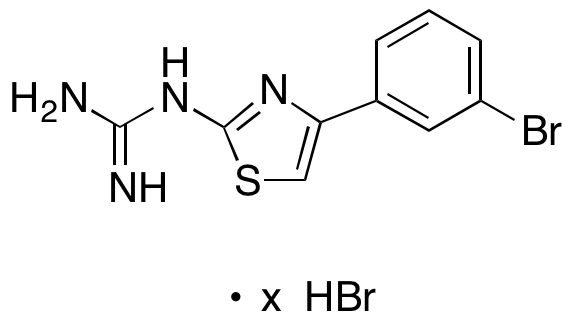 1-(4-(3-Bromophenyl)thiazol-2-yl)guanidine Hydrobromide