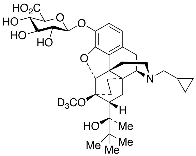 Buprenorphine-d3 -D-Glucuronide