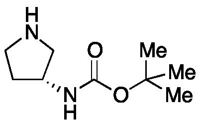 3-(R)-(tert-Butoxycarbonylamino)pyrrolidine