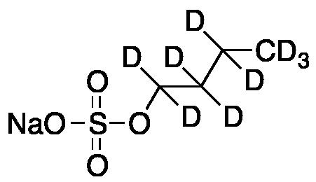 Butyl Sodium Sulfate-D9
