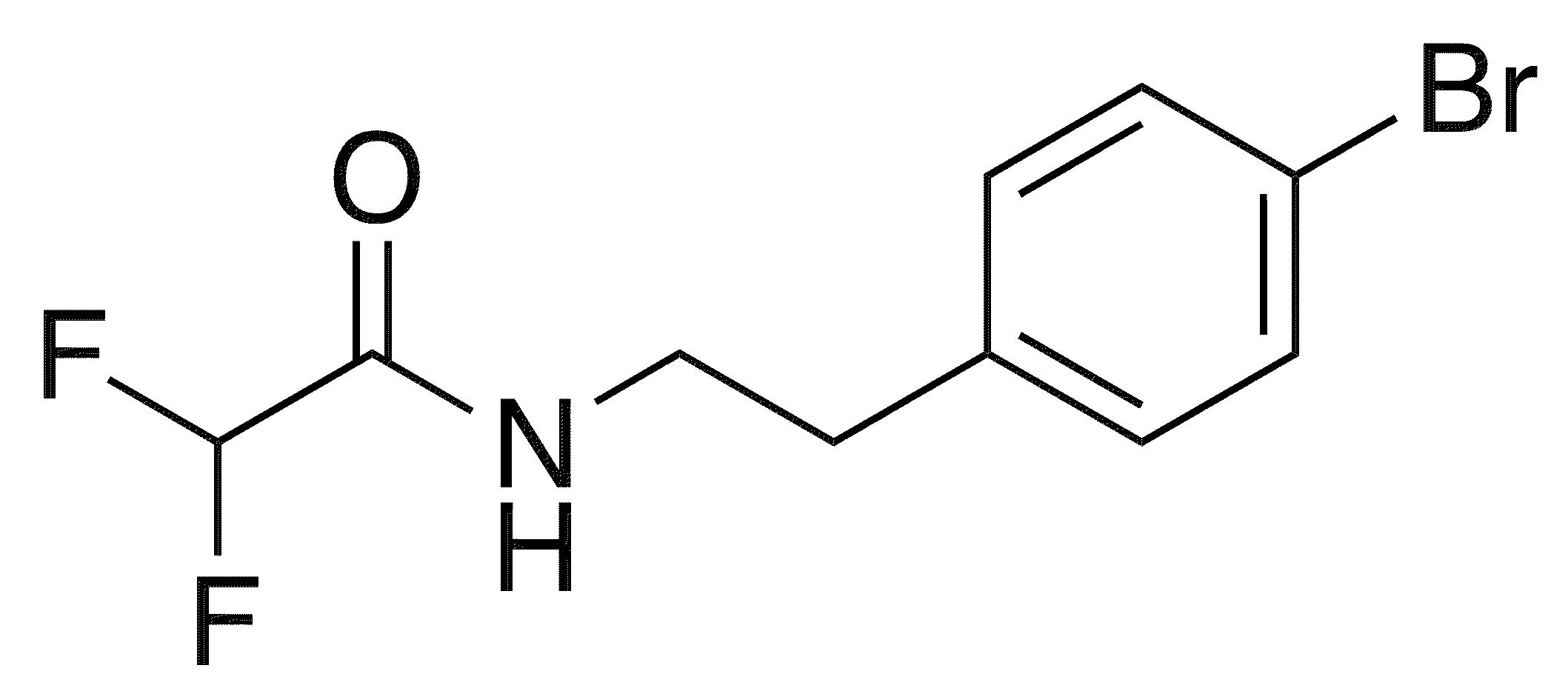 N-[2-(4-Bromophenyl)ethyl]-2,2-difluoroacetamide