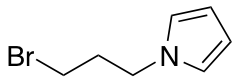 1-(3-Bromopropyl)pyrrole