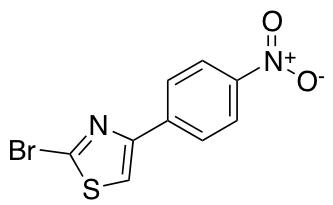 2-Bromo-4-(4-nitrophenyl)thiazole