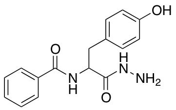 N-Benzoyl-L-tyrosine hydrazide