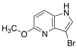 3-Bromo-5-methoxy-1H-pyrrolo[3,2-b]pyridine