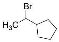 (1-bromoethyl)cyclopentane