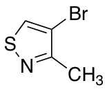 4-Bromo-3-methylisothiazole
