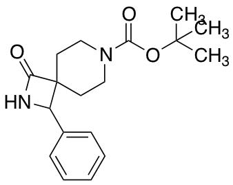 tert-Butyl 3-Oxo-1-phenyl-2,7-diazaspiro[3.5]nonane-7-carboxylate