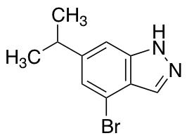 4-Bromo-6-isopropyl (1H)Indazole